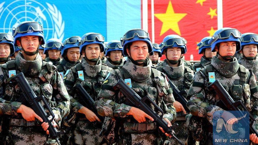 Российскую Федерацию  и КНР  вСША назвали странами-ревизионистами