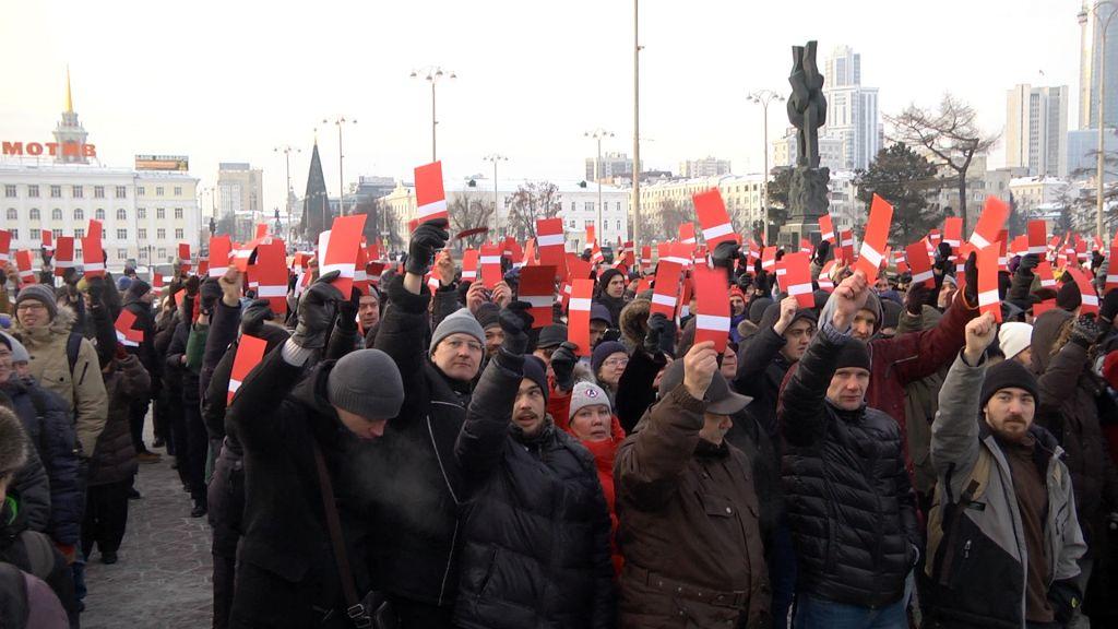 Алексея Навального выдвинули кандидатом впрезиденты РФ граждане Новосибирска