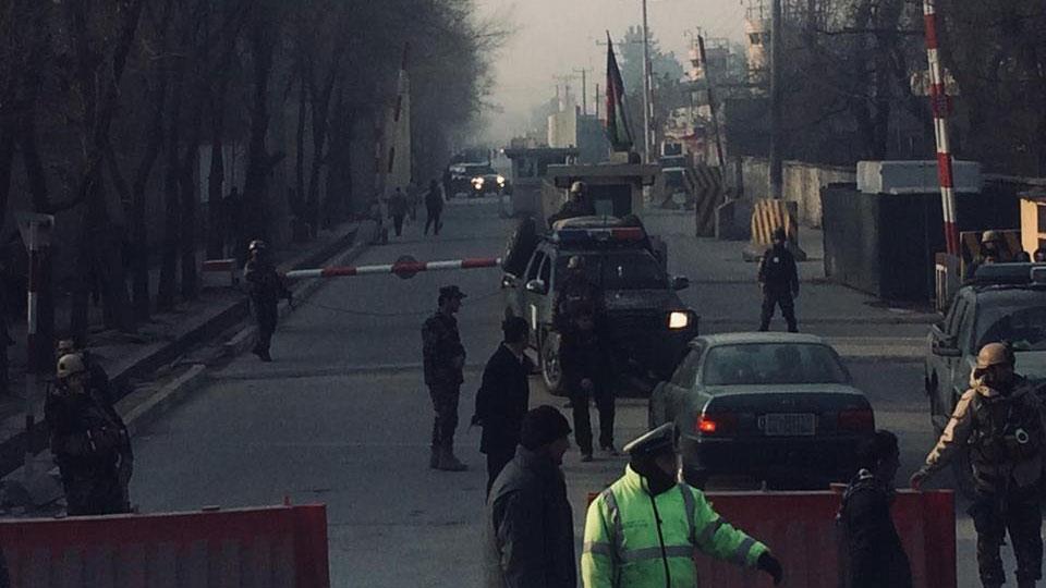 В Афганистане террорист-смертник устроил взрыв, есть погибшие