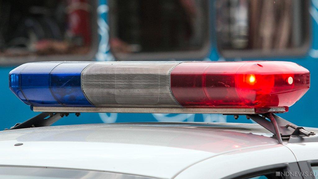 Трое граждан Копейска угнали иподожгли машину такси