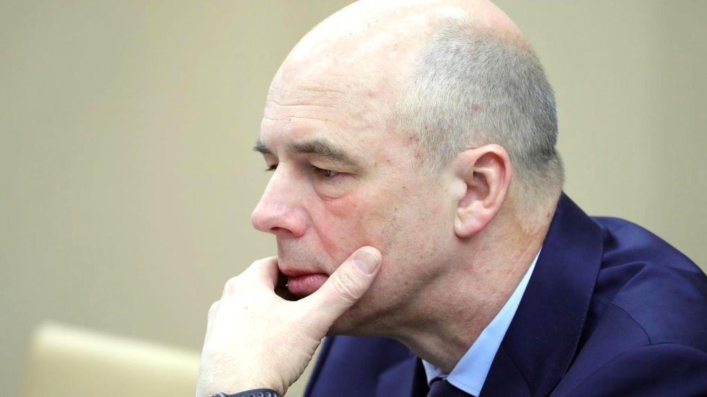 Силуанов: руб. будет стабилен при стоимости нефти в $55