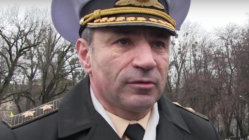 ВСУ могли отбить Крым спомощью 2-х танков,— руководитель ВМС Украины