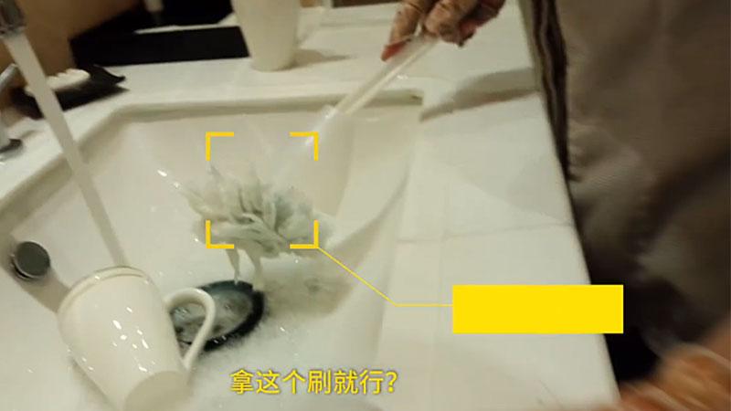 Сервис по-китайски 400 долларов за ночь на грязных простынях и посуду вымытую в унитазе