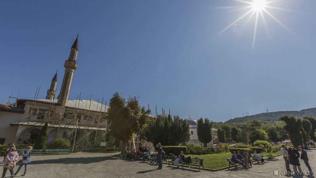 Нищук: Турция следит заситуацией вокруг Ханского замка воккупированном Бахчисарае