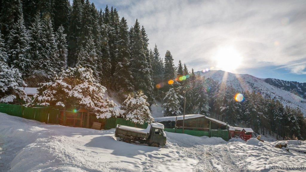 Холодает: на Южный Урал вернулась зима