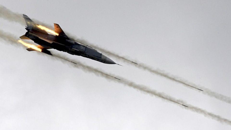 Боевики обстреляли российскую авиабазу вСирии: уничтожено семь самолетов