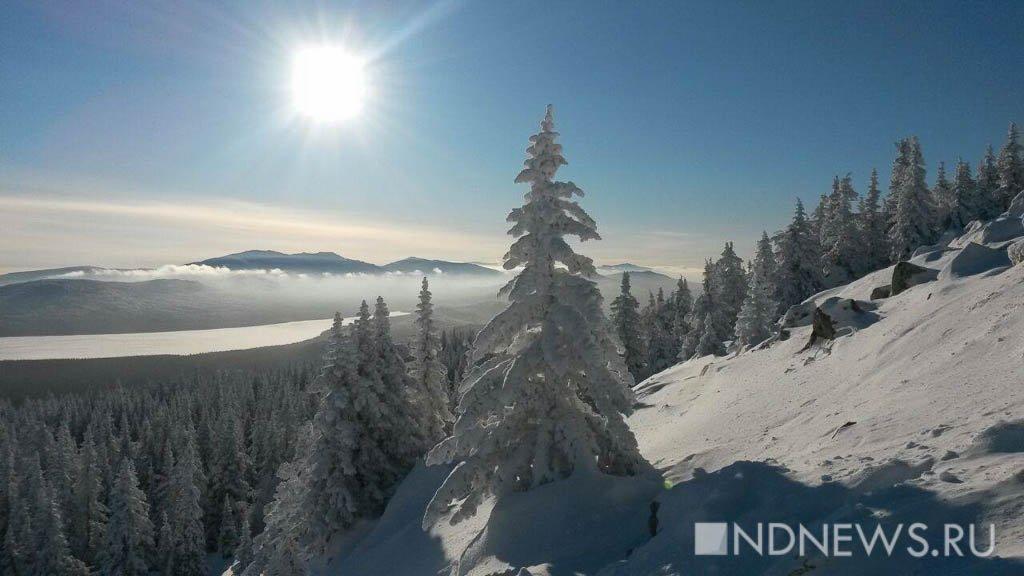 Уральские синоптики говорили о морозах вночь наРождество
