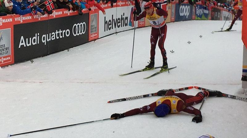 Русские  лыжники непопадут наОИ-2018 нипри каких обстоятельствах