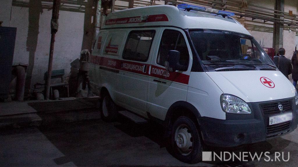 Мужчина спицей ранил медсестру вполиклинике Владивостока, пострадавшая доставлена вбольницу