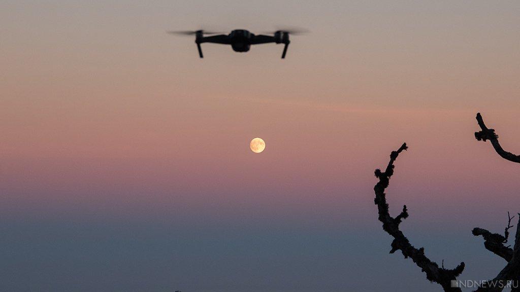 В Крыму артиллеристы ЧФ провели разведку и стрельбы с использованием БПЛА