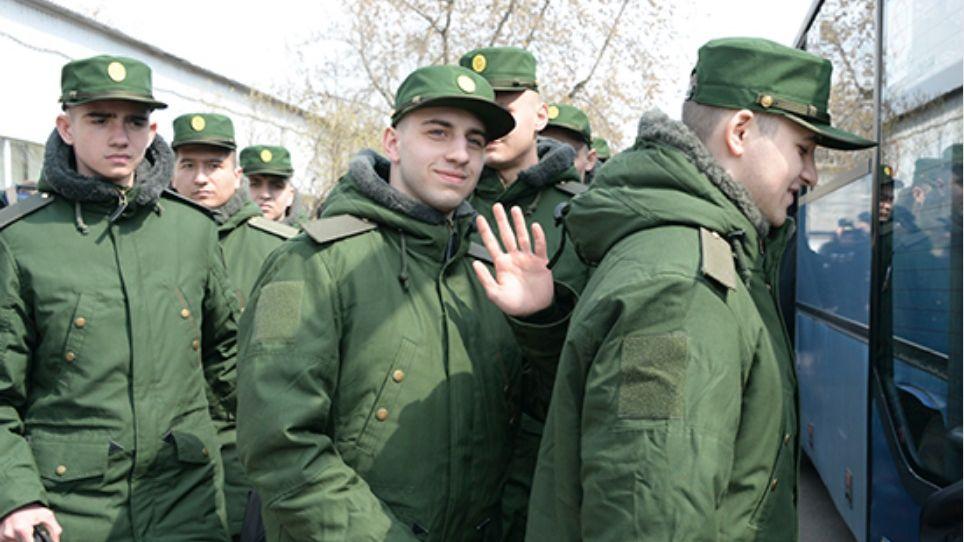 Русских  призывников вынудят  являться ввоенкомат без повестки