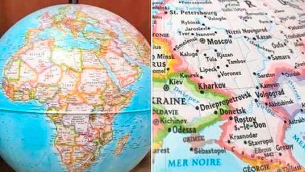 ВоФранции отыскали впродаже глобусы с русским Крымом