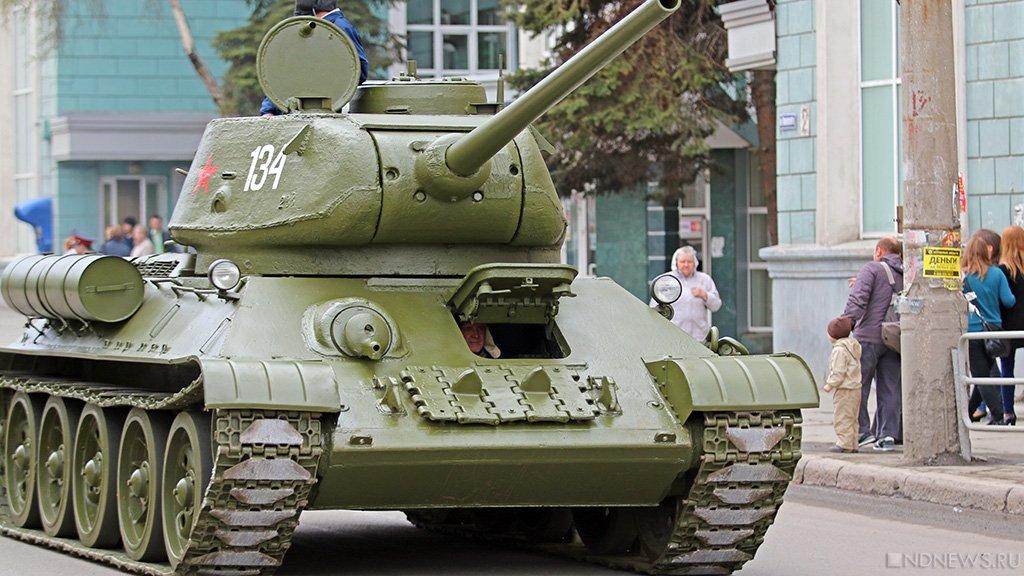 Бойца задавило танком наполигоне Челябинской области