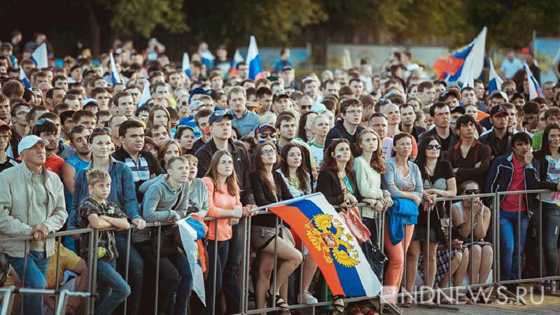 Жители России глядят на этот 2018 год снадеждой— Опрос