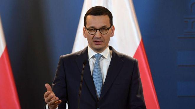 Премьер Польши объявил, что РФ является наибольшей угрозой