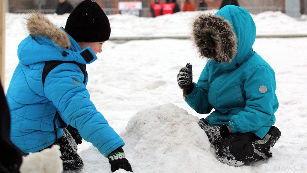 Челябинские чиновники в морозы оставили детсадовцев без тепла