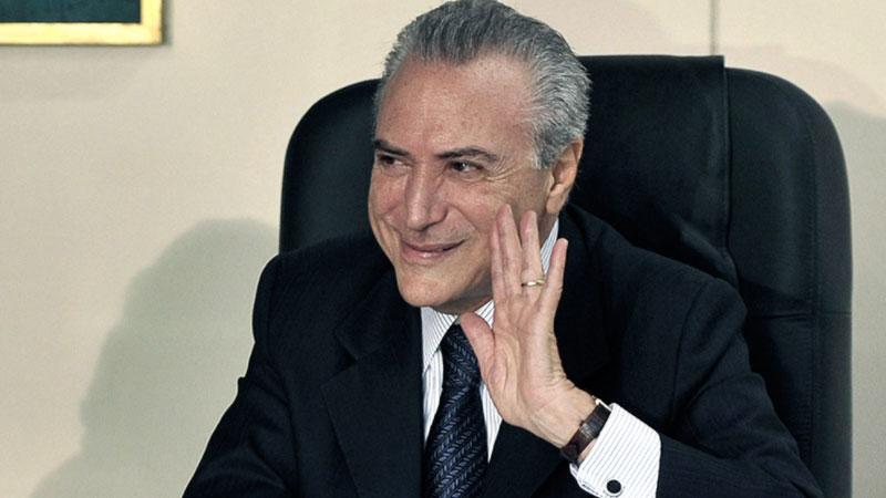 Президент Бразилии не обосновал свое существование илишился пенсии