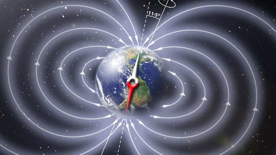 Смена магнитных полюсов Земли ввергнет человечество в хаос
