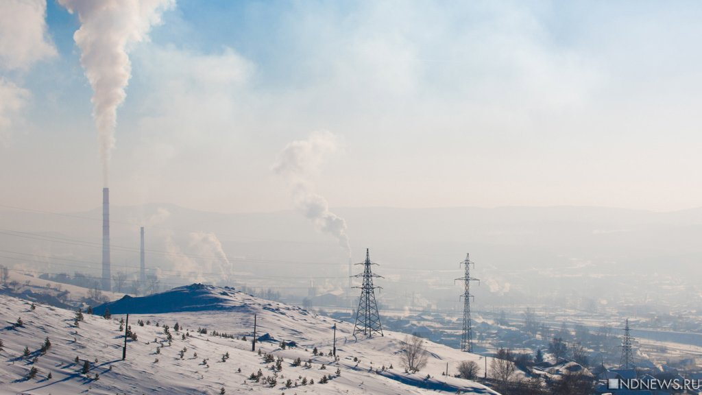 Зона экологического геноцида Челябинская область заняла последнее место экоа по итогам 2017 года