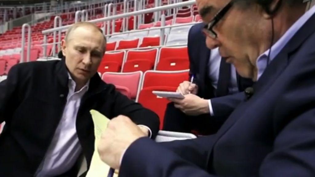 ЦИК попросил «Первый канал» отложить показ фильма о Путине до конца выборов / «Телеканалу нужно действовать осмотрительно»