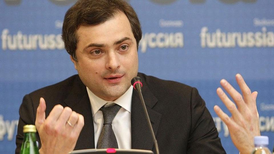 Сурков: женщины во власти – симптом упадка политической системы