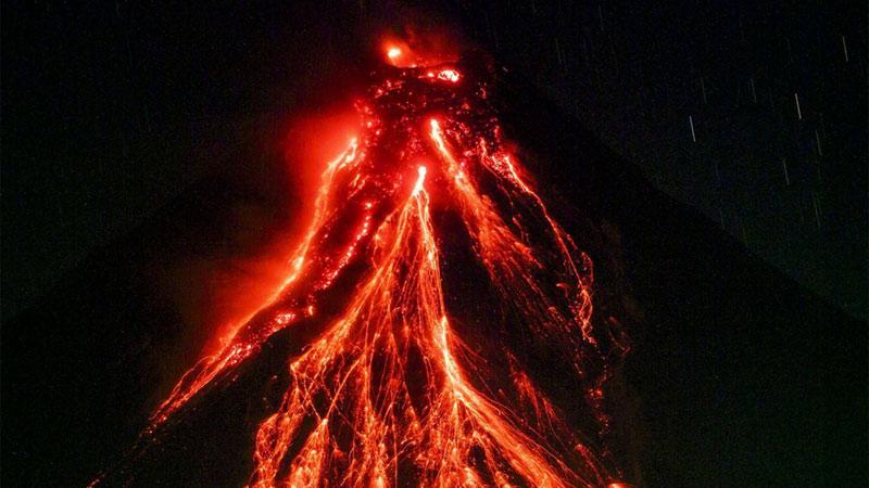 Найден  супервулкан: его извержение грозит  смертью  100 млн человек
