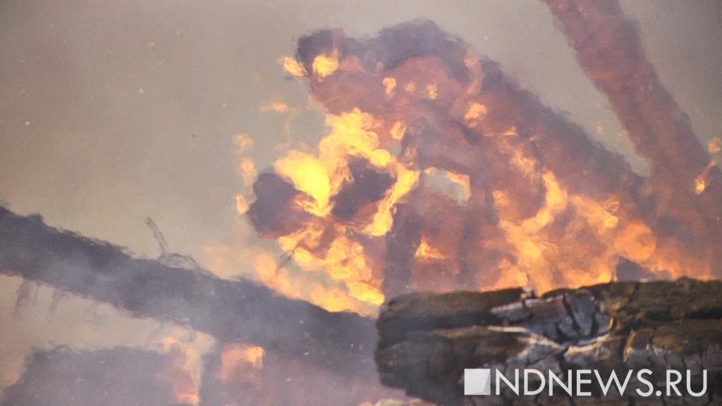 Газовый баллон взорвался вприморском поселке. необошлось без жертв