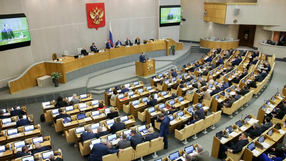 В Госдуме готовы ответить на инициативу США признать РФ «спонсором терроризма»