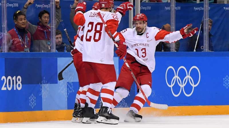 Хоккеисты Российской Федерации пробились вфинал Олимпиады, всухую разгромив чехов