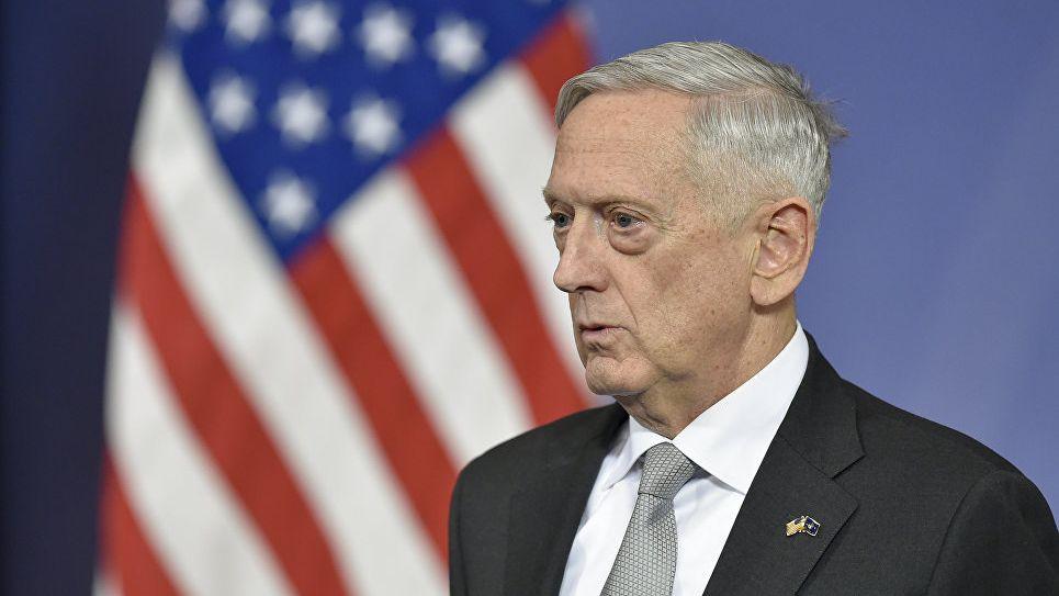 Глава Пентагона: Россия хочет силой перекроить границы государств
