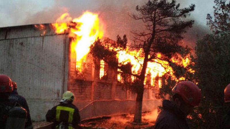 В Баку в пожаре в наркодиспансере погибли десятки человек