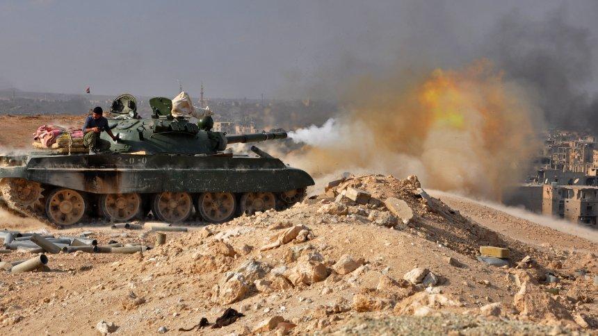 Spiegel: бойцы ЧВК Вагнера не участвовали в наступлении сирийцев и попали под обстрел по ошибке