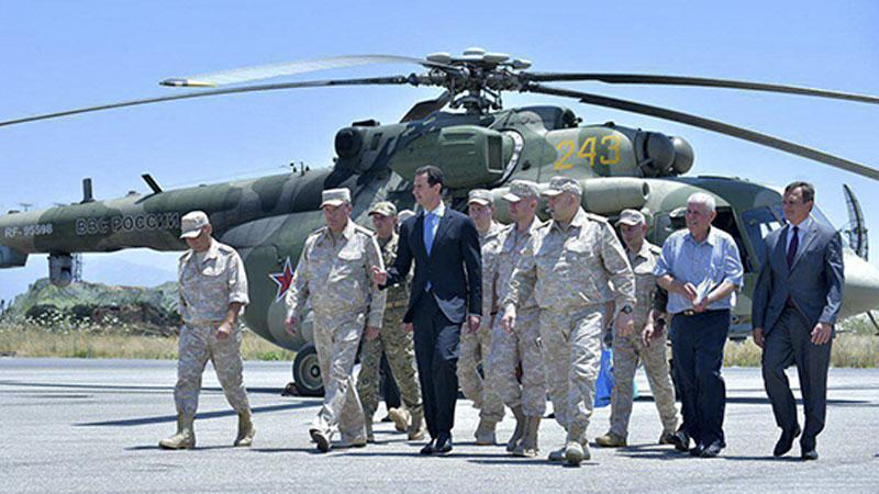 Вашингтон обвинил Москву в нарушении перемирия в Сирии