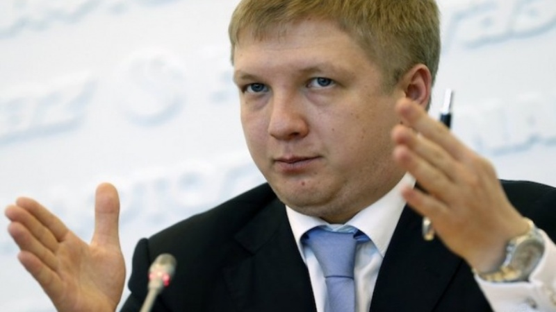 Нафтогаз оживился после наложенных в ЕС ограничений на Газпром