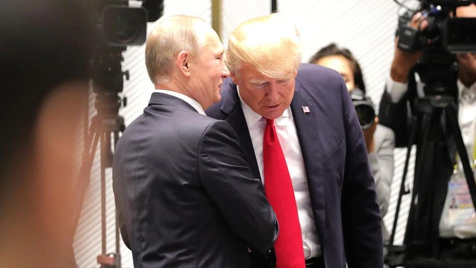 Трамп – Путину о гонке вооружений: «Я одержу победу!»