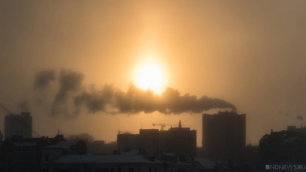 Смог не желает уходить из Челябинской области