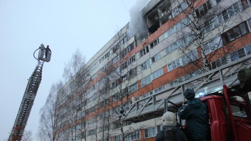 В Санкт-Петербурге возбудили уголовное дело после взрыва газа в жилом доме