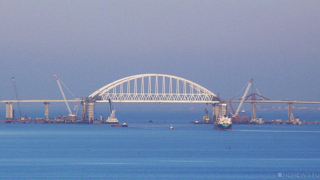 Путин: Крымский мост может быть готов к лету