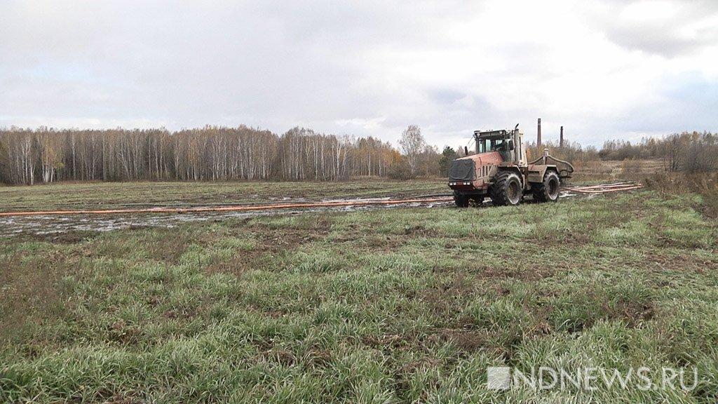 Украина будет конфисковывать земли, купленные россиянами