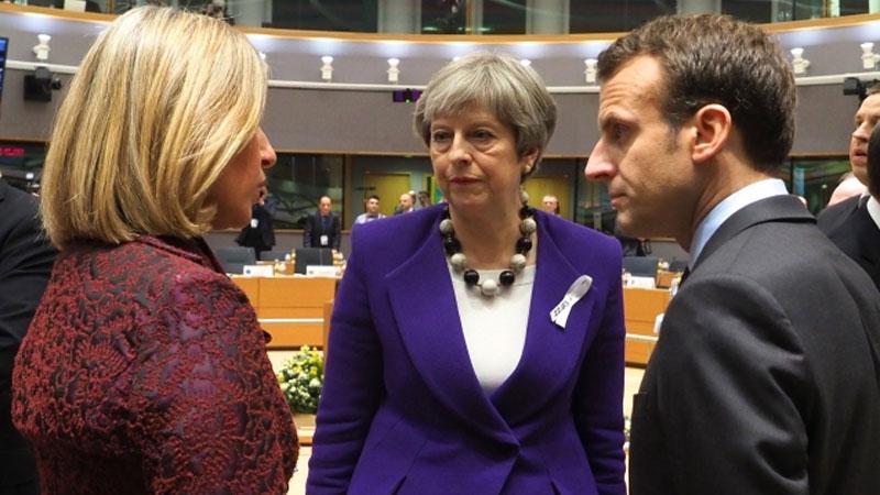 ЕС проявил солидарность с Лондоном «по делу Скрипаля» и отозвал посла из России