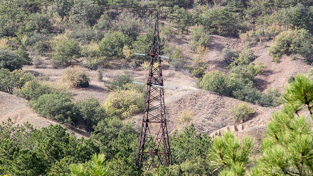 Эксперт: Новые ТЭС не смогут покрыть весь дефицит Крыма в электроэнергии
