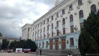 Ответственный затопливную сферу вице-премьер Крыма ушел сосвоего поста