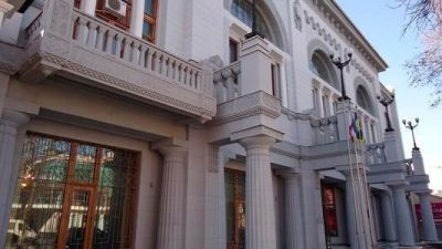 Власти Крыма передали Центробанку бывшее здание Нацбанка Украины