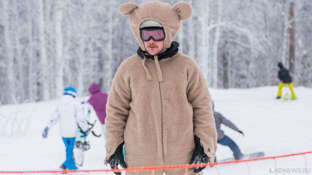 НаТаганае объявились медведи— Все пографику