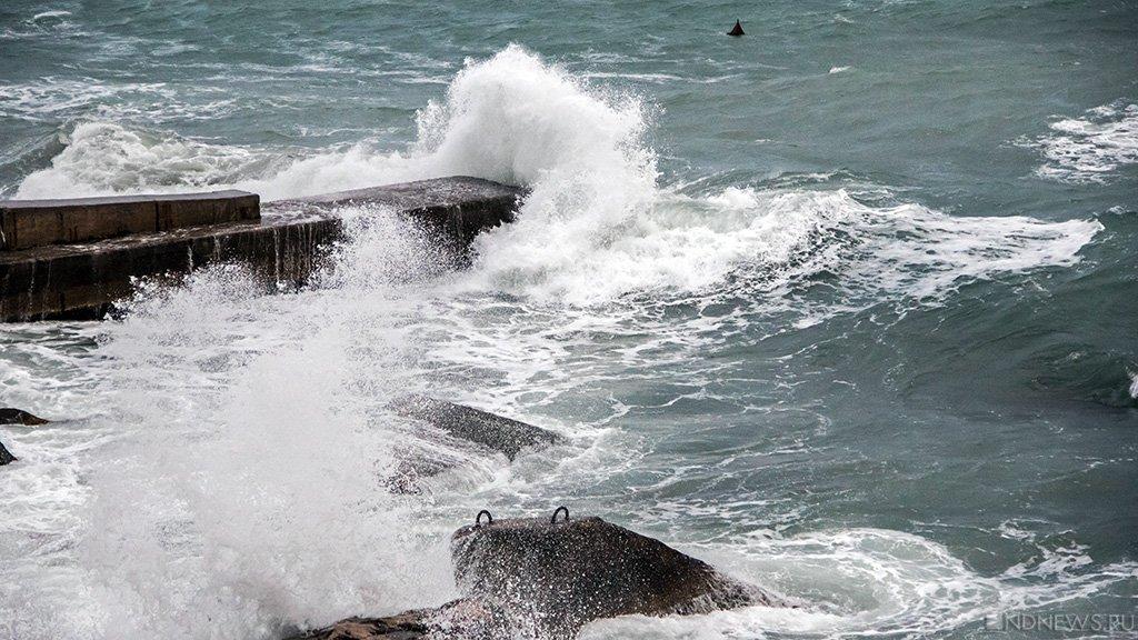 Атлантический циклон испортит погоду вКрыму: ожидаются ливни ишквалы