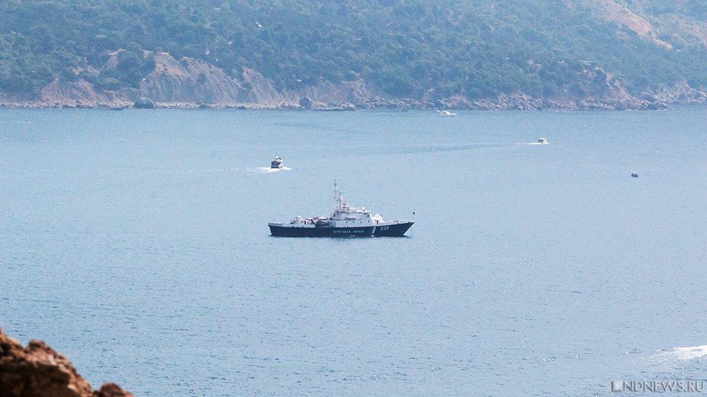 Черноморский флот хочет обезопасить присутствие гражданских судов вАзовском море