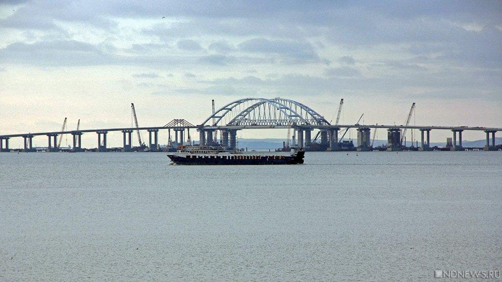 Украинские радикалы угрожают подорвать Крымский мост вдень его открытия