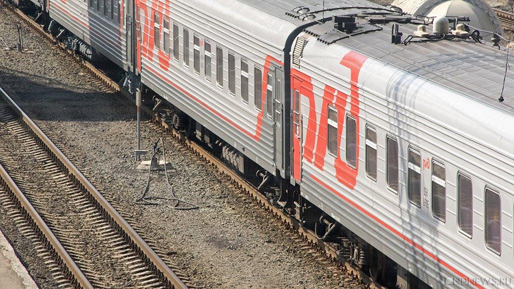 Неменее 500 человек эвакуировали изпоезда вЧелябинске из-за подозрительного предмета