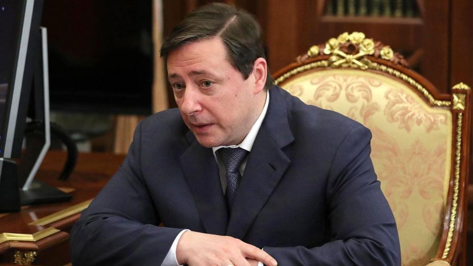 Зампредседателя руководства РФзадекларировал имущества на2,9 млрд руб.