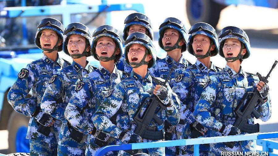 Новая баллистическая ракета поступила навооружение армии Китая